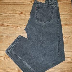 Levi 505 36x30 jeans